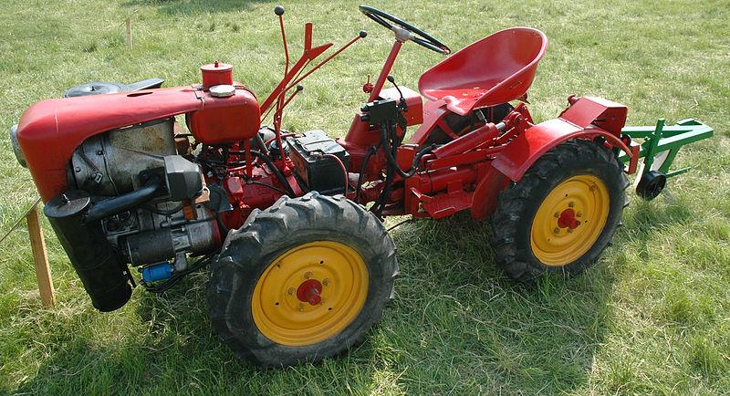 Dotace na zemědělské stroje a technologie
